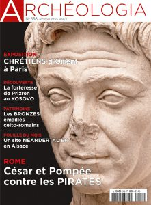 la revue archéologia