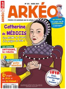 Arkéo le magazine