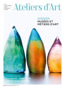 le magazine des metiers d'art - Ateliers d'Art